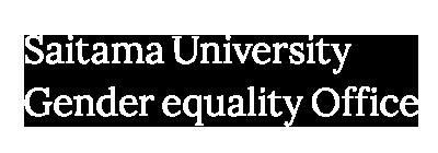 Saitama University Gender equality Office